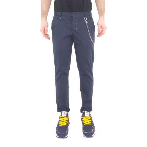 berna M 210125 3 pantalone uomo blu