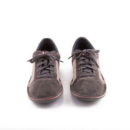 Camper Uomo Sneakers Marrone Grigio