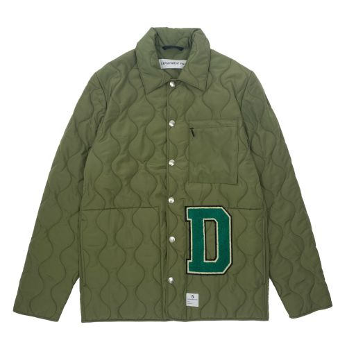 department 5 giubbo stok uomo giacca-camicia UC014-2RF0001