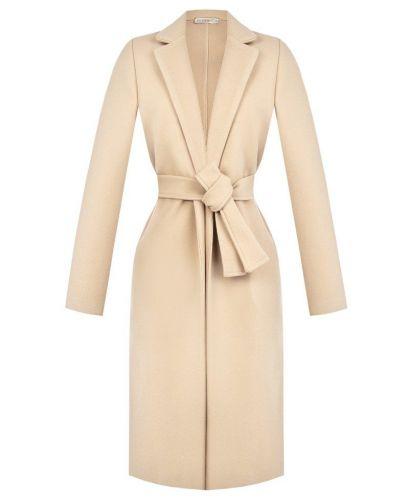 rinascimento cappotto donna beige CFC0103917003