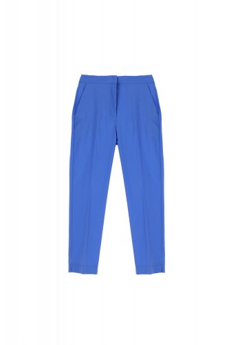dixie PBUBPOS 1664 pantalone donna blu