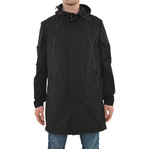 outhere giacca uomo nera