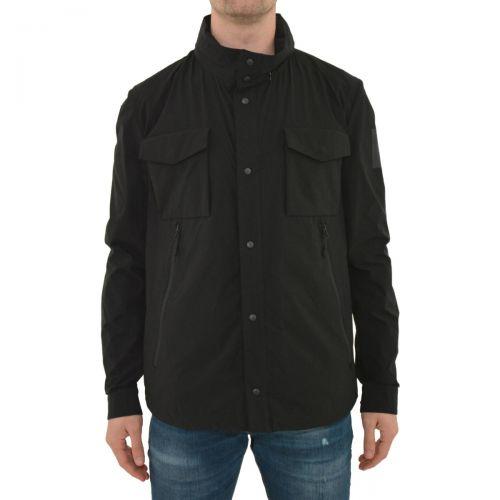 outhere giacca uomo nero