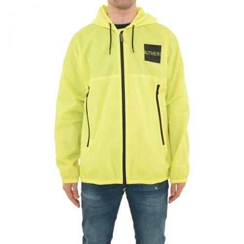 outhere giacca uomo giallo fluo