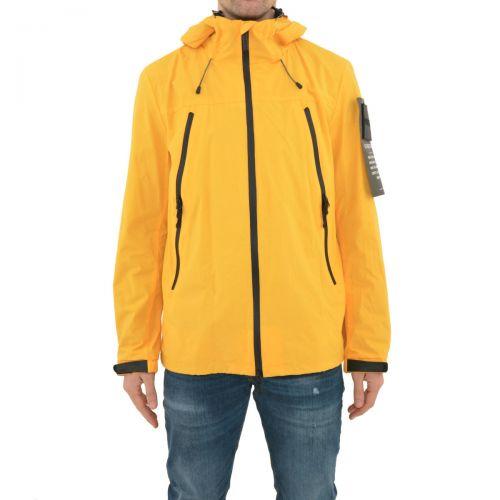 outhere giacca uomo gialla