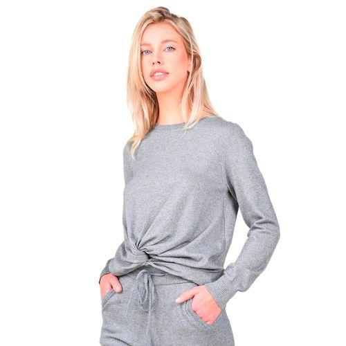 molly bracken maglia donna grigio LA362A21