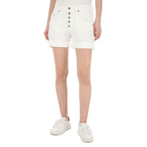 please shorts donna bad white P88ACV9N3N