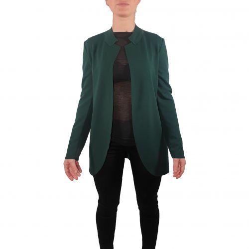 king kong giacca donna verde MI8C02