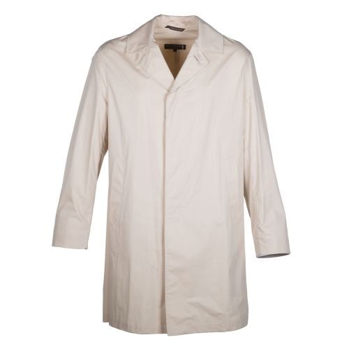 Mackintosh Scotland Uomo Cappotto Beige