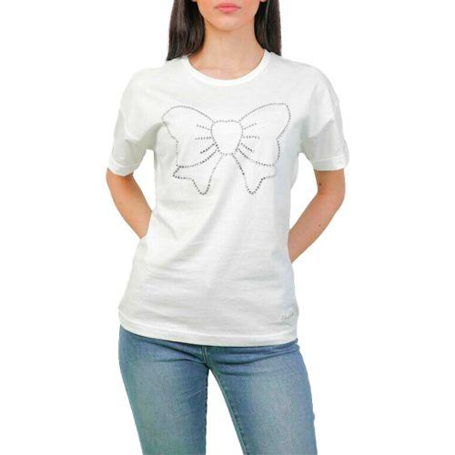 fix design t-shirt donna panna WF22FX15