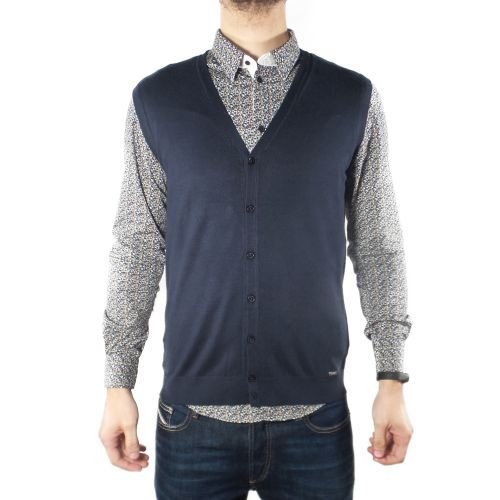 mark up MK89051 BLU gilet uomo blu