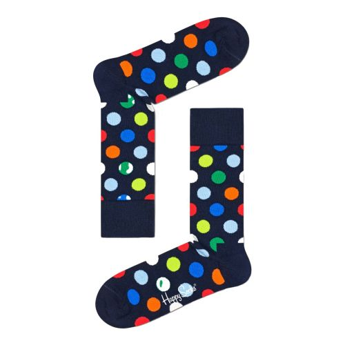 happy socks big dot sock uomo calze BDO01