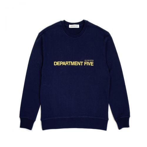 department 5 wolk uomo felpa UF501