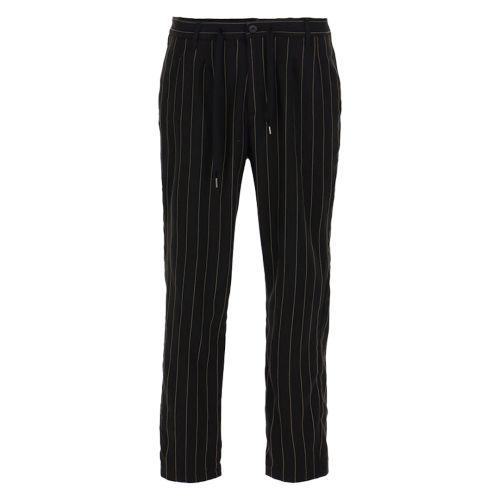 imperial pantalone uomo nero beige PD0ECRG