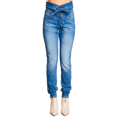 denny rose jeans donna denim medio 121ND26021