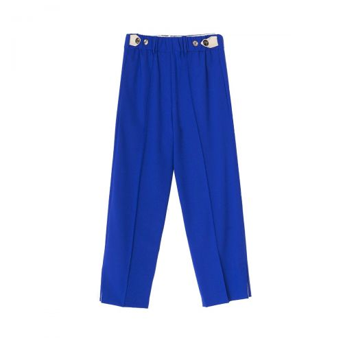 alysi tela donna pantaloni 101118