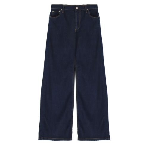 please jeans donna denim scuro P0QTBQ2W49