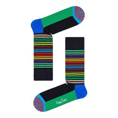 happy socks half stripe sock uomo calze HAS01