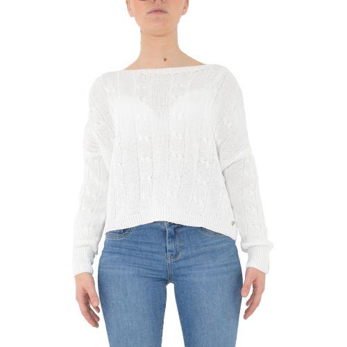 please M65038033 1100 maglia donna bianco