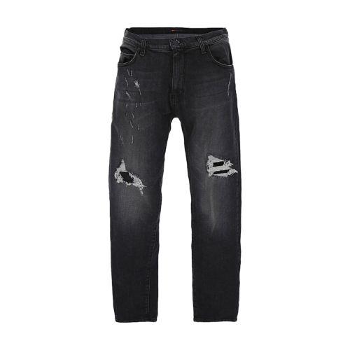 imperial jeans uomo denim nero P372MEZD02