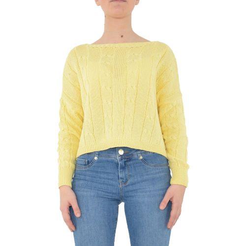please M65038033 1208 maglia donna giallo