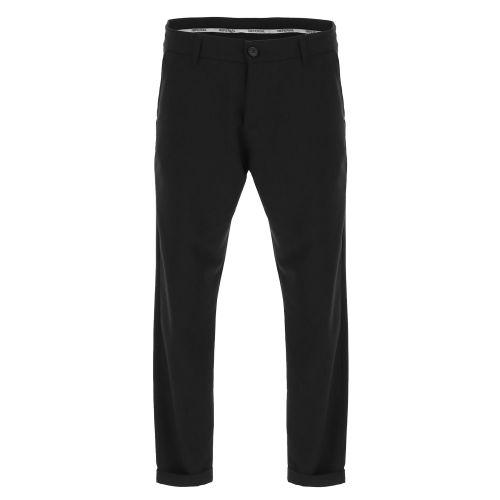 imperial pantalone uomo nero PWB0CAL