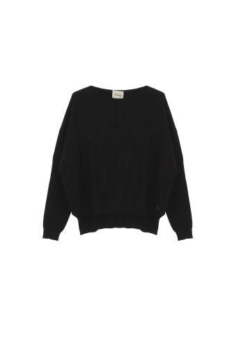 dixie maglia donna nero M833S071