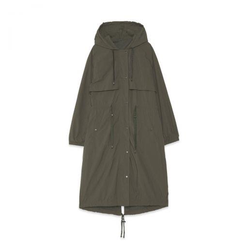 ottod'ame impermeabile con cappuccio donna giacca eg5503