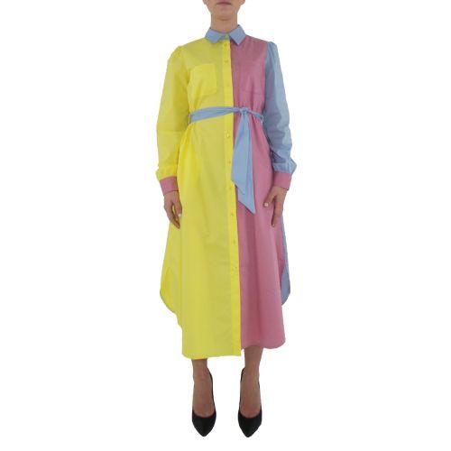 dixie AGBFHMS 1998 abito donna multicolor