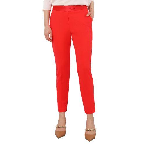 imperial PVN2BBK 1350 pantalone donna rosso