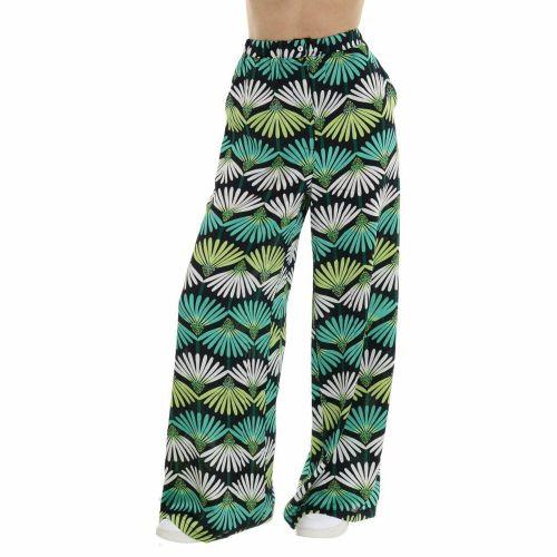 molly bracken RV102BP21 DRAGONFLY EMERALD GREEN pantalone donna verde
