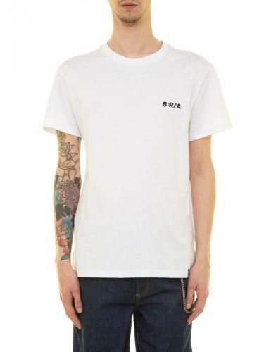 berna M 210037 2 t-shirt uomo bianco