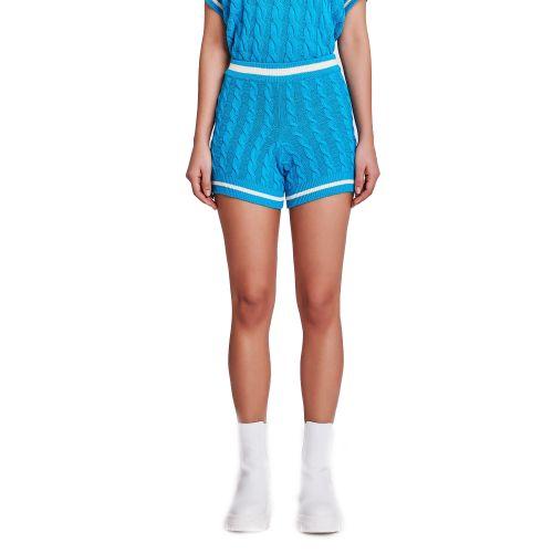 vicolo 7083H TURCHESE shorts donna azzurro