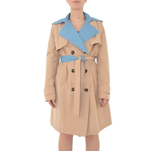 denny rose 111ND35008 2233 trench donna cammello