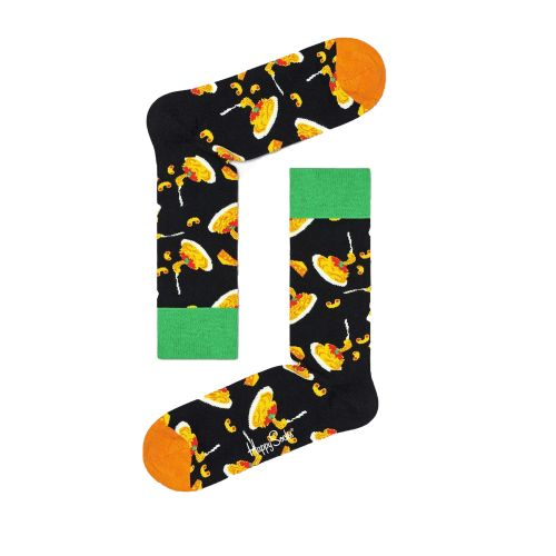happy socks MAC & CHEESE SOCK/U 9000 calzini uomo multicolor