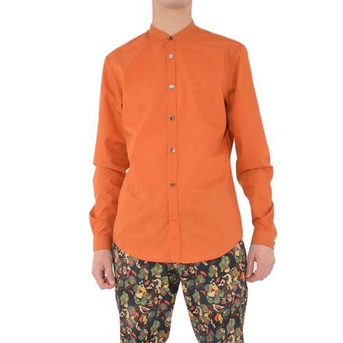 koon Q900-BOTT-PE21 5 camicia uomo arancione