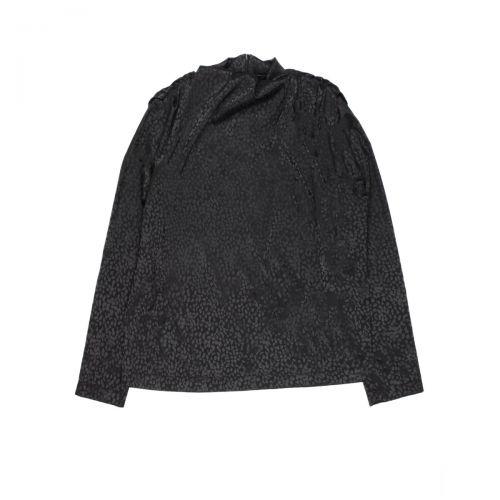 rame jacquard donna blusa FFBLU01