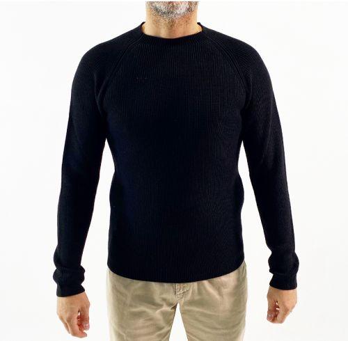 daniele fiesoli lupetto raglan uomo maglia DF0061