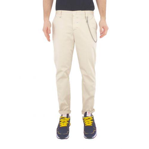 berna M 210125 8 pantalone uomo beige