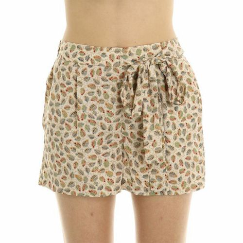 molly bracken LA606BE21 DELHI CREAM shorts donna beige