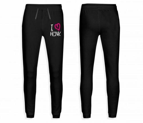 hiconika pantalone donna nero PD04