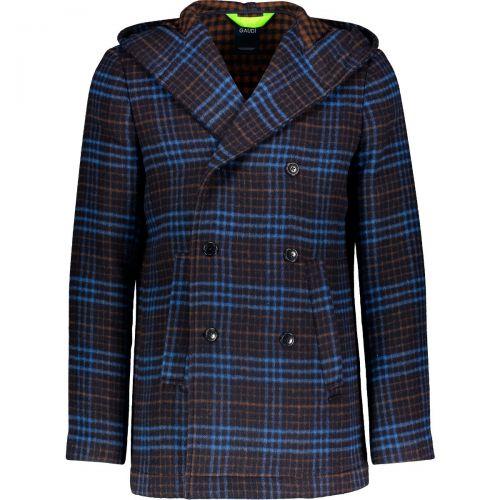 gaudi 021GU35043 026032-01 cappotto uomo blu