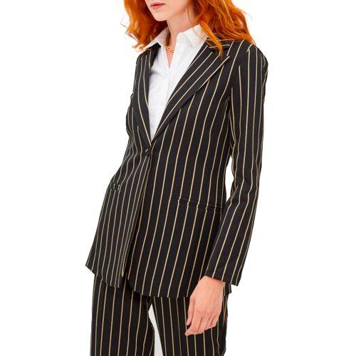 rinascimento giacca donna nero CFC0104899003
