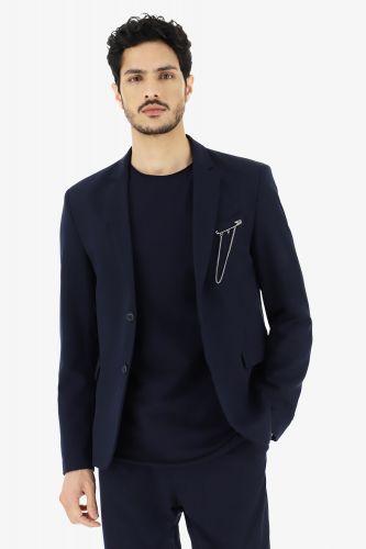 imperial giacca uomo navy JZX1ZBIO6G