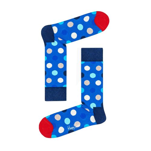 happy socks BIG DOT SOCK/U 6501 calzini uomo multicolor