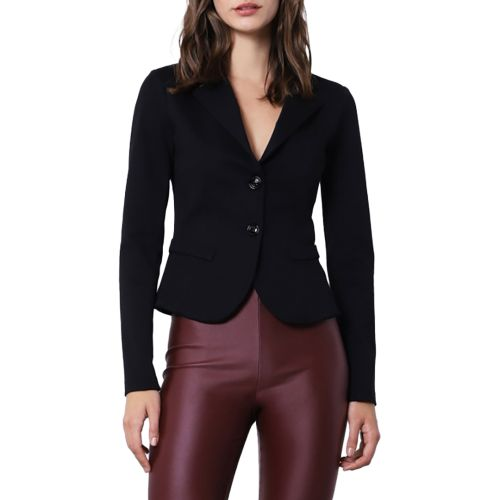 imperial giacca donna nero JS24CGB