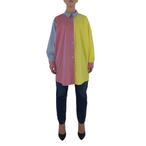 dixie CDEBHMS 1998 camicia donna multicolor