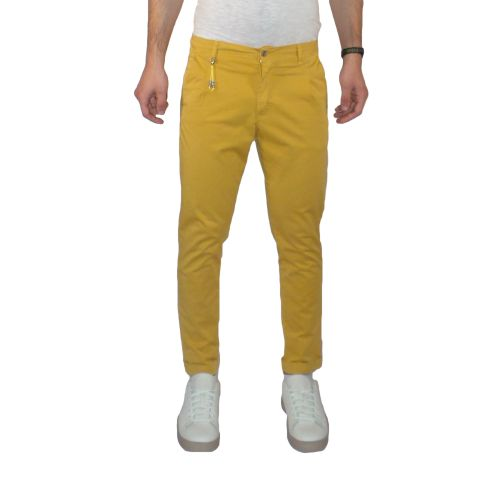 squad2 CRC1320 636 pantalone uomo giallo