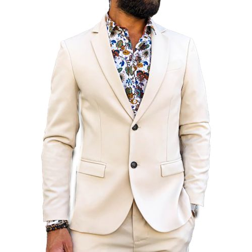 imperial giacca uomo beige JZ1ECCB