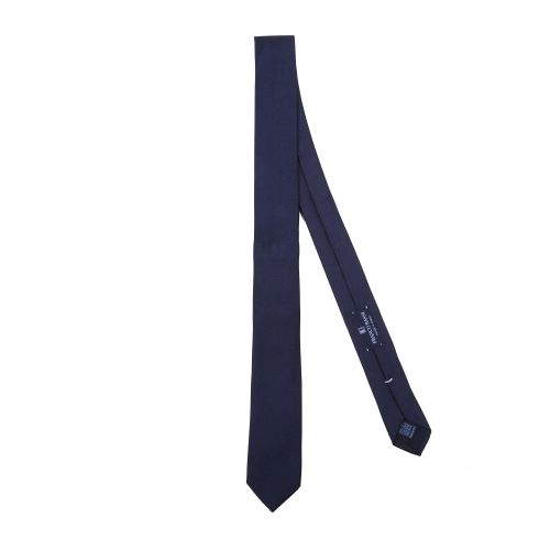 Franco Bassi Uomo Cravatta Blu